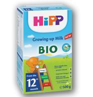 Hipp 2 bio formula lapte