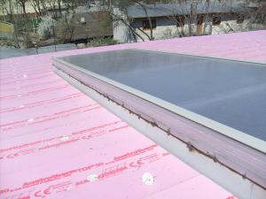 Termoizolatii la terase cu polistiren sau vata minerala bazaltica (doar manopera)