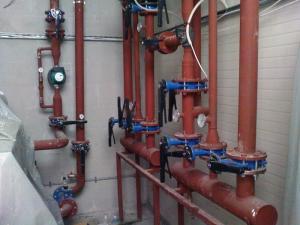 Reparatii centrale termice bucuresti