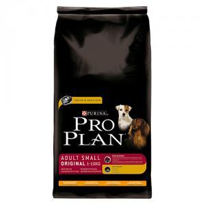 Pro Plan Caine Adult Small Original Pui si Orez 7.5kg