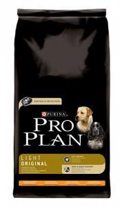 Pro Plan Caine Adult Light Original Pui si Orez 14kg