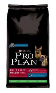 Pro Plan Caine Adult Large Athletic Miel si Orez 14kg