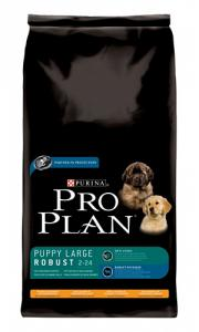 Pro Plan Puppy Large Robust Pui si Orez 14kg