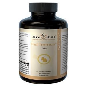 Vitamine Anivital FeliImmun 140 tablete