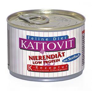 DELISTAT Kattovit Low Protein cu Peste 175g