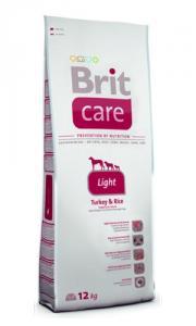 Brit Care Light Turkey & Rice 12kg