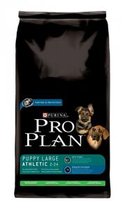 Pro Plan Puppy Large Athletic Miel si Orez 3kg