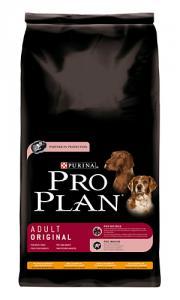 Pro Plan Caine Adult Original Pui si Orez 14kg