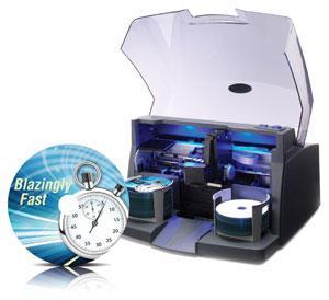Disc Publisher seria 4100