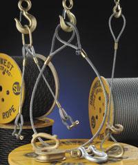 Intinzatori cablu bride rodante