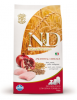 N&d low grain puppy mini 12kg