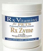 RxZyme-vitamine pentru caini