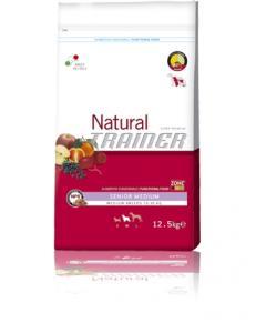 Trainer Natural Senior Medium 12.5 Kg-mancare pt caini
