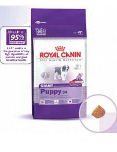 Royal Canin Giant Puppy 15 Kg-hrana pentru catei de pina la 8 luni