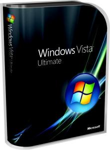 Vista ultimate 64 bit