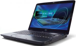 Notebook aspire 7730z 323g25mn