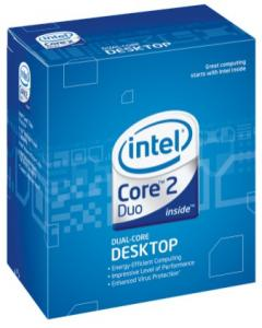 Procesor intel core2 duo e8600