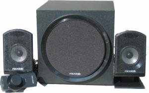 Boxe microlab m 820