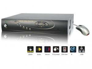 DVR 4 Canale H.264 TD2304