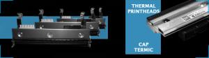 Cap de imprimare termic ( printhead) pentru orice imprimanta cu transfer termic