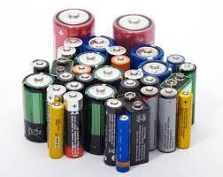 Vand baterie