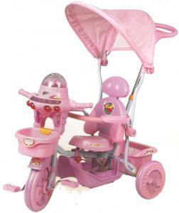 Triciclete cu maner douceur