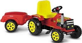 Tractor remorca