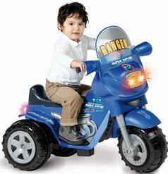Motoscuter electric ranger