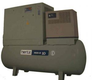Compresor de aer cu surub