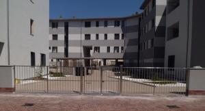 Gard metalic simplu