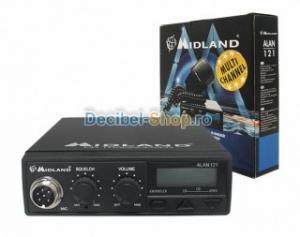 Statie radio Alan 121 cu 4 Watt
