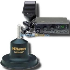 Set Statie Radio Alan 100 + Antena