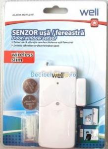 Senzor usa / fereastra - fara fir
