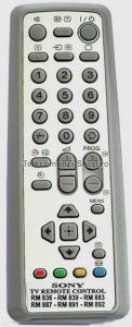 Telecomanda sony rm836