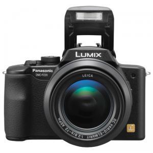 Camera foto digitala PANASONIC Lumix DMC-FZ20EG Black