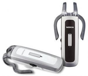 Headset Wireless Nokia HS-26W Black