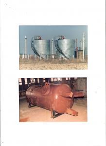Rezervoare pentru produse petroliere
