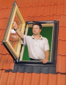 Montare acoperis lemn