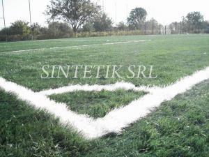 Gazon artificial fotbal 60mm