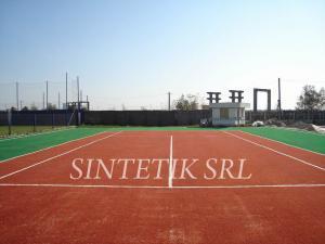 Gazon sintetic tenis de camp