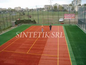 Gazon artificial tenis camp