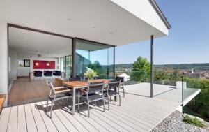 Deck lemn pentru terase