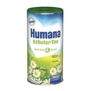 HUMANA  Ceai de plante x200 gr