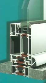 Profile aluminiu pal