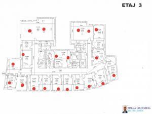 Transformare Imobil birouri in hotel 100 camere Universitate