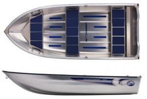 Barci din aluminiu