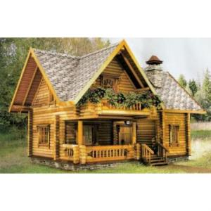 Casa vacanta din lemn rotund preturi si oferta for Case de lemn rotund