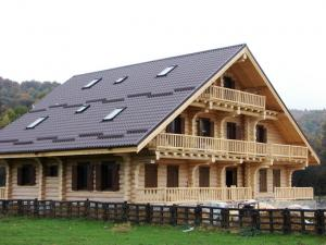 Proiecte case vacanta lemn
