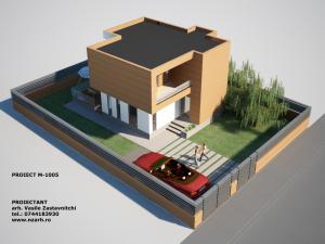 Proiectare case de lemn