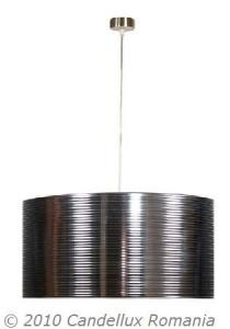 Pendul GUNNERA 1x60W E27 Maro PVC